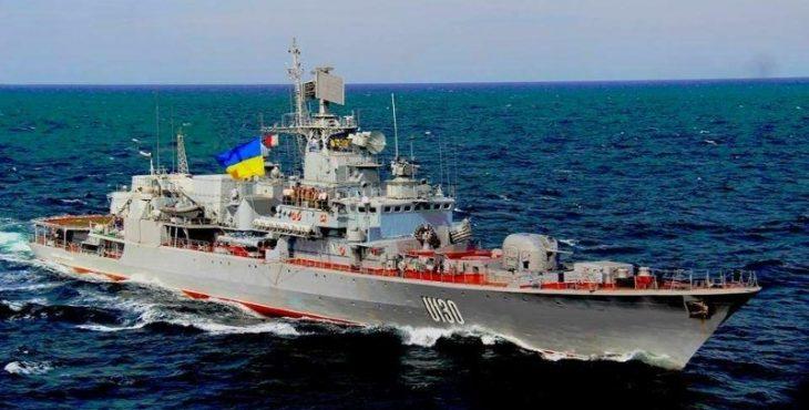 Петр Порошенко против американских катеров и прочие проблемы ВМСУ