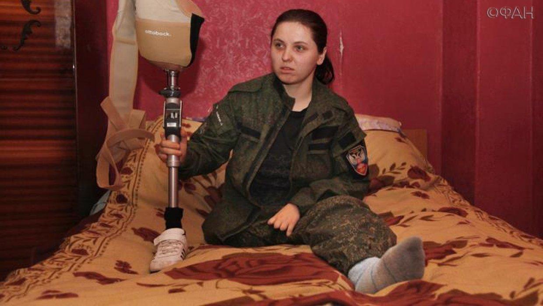 Борщ сварить я успею, а кто Донбасс защитит?