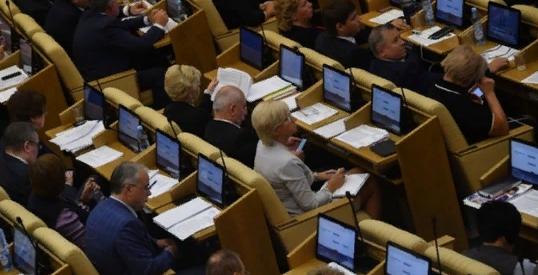 Имитация бурной деятельности и новые инициативы депутатов