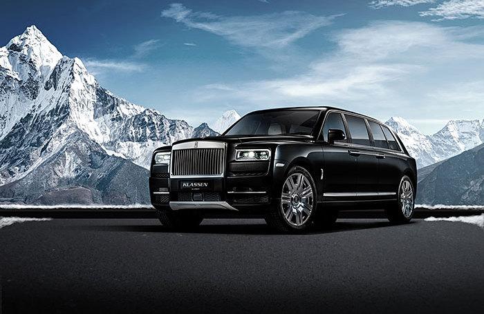 Rolls-Royce Cullinan стал бронированным лимузином-внедорожником за $2,5 млн