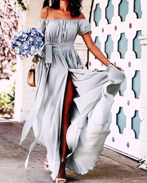 Идеально для жары - 10 очаровательных образов с летними платьями 2018