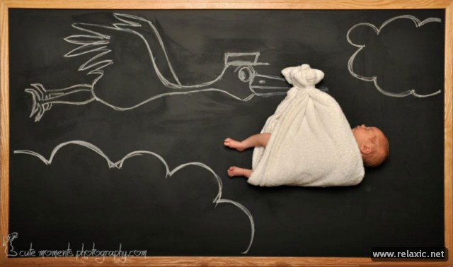 Чудесные истории раннего детства, нарисованные на классной доске мелом