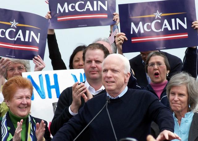 Биография американского сенатора Джона Маккейна, умершего в возрасте 81 года
