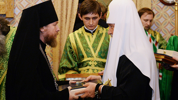 Епископ Егорьевский  Тихон (Шевкунов) стал главой Псковской митрополии