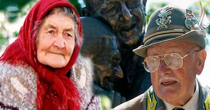 Невероятная история любви: что стоит за трогательной скульптурой обнимающихся стариков в Мариинском парке