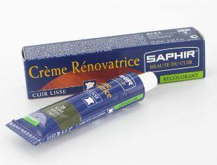 Как реставрировать царапины на кожаных изделиях. Как работать «жидкой кожей»
