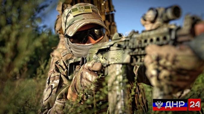 Известны данные инструкторов НАТО, которые обучают украинских диверсантов