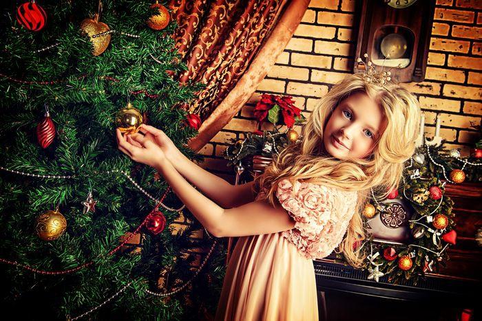 Смешные малышовые рассуждения о Деде Морозе, Снегурочке и конфетах  дети, юмор