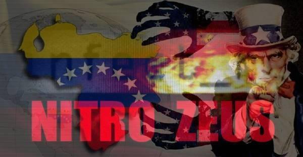 """Кибератака на Венесуэлу и """"Nitro Zeus"""""""