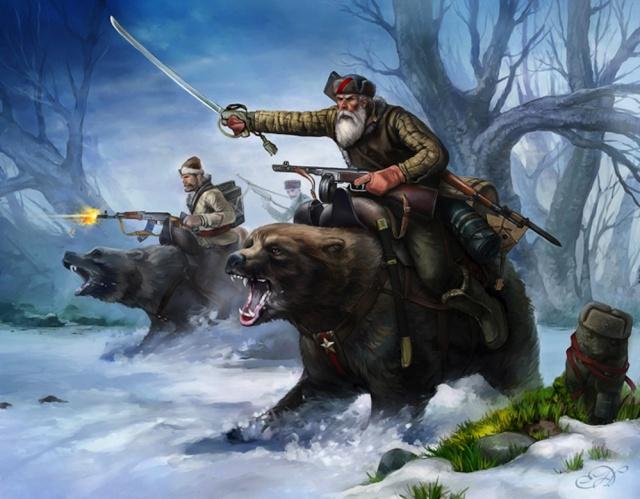 В представлении НАТОвских военных «российская угроза» выглядит приблизительно так