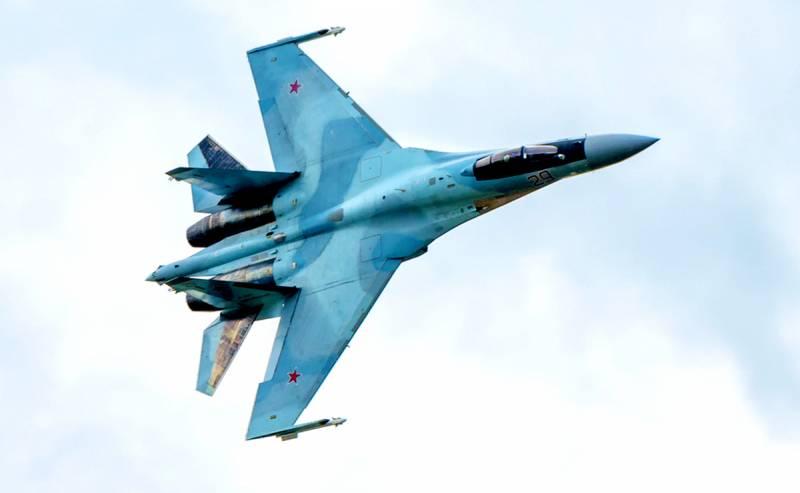 Встреча в небе Сирии: россий…