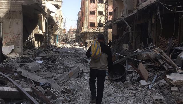 Восточная Гута полностью перешла под контроль властей Сирии