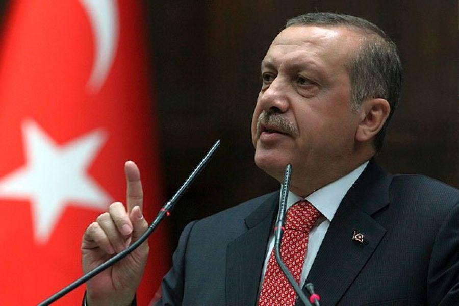 Эрдоган обозначил фиаско Порошенко