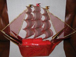 Корабль мастер класс для начинающих