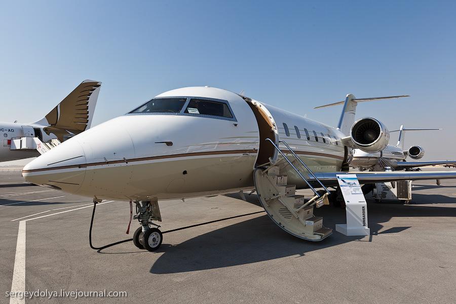 1385 Бахрейнский авиасалон: Интерьеры самолетов