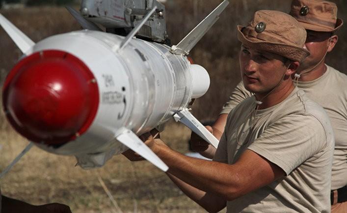 Русская щедрость и первоклассное оружие творят чудеса