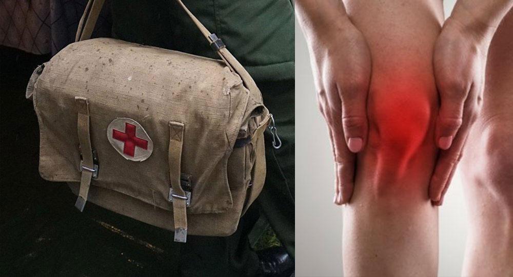 Метод от военного фельдшера, избавляющий от болей в суставах и спине всего за 1 неделю