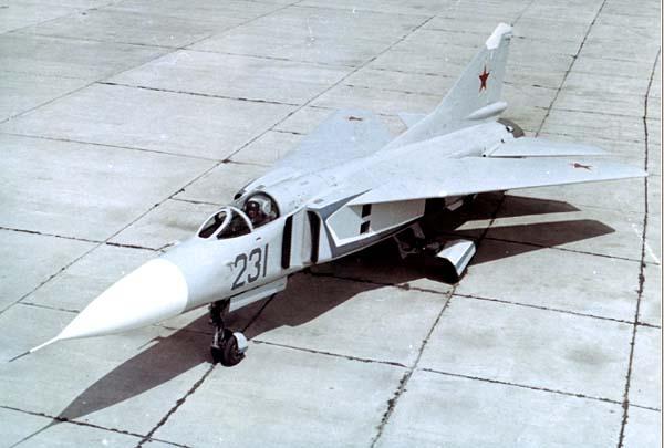 История создания МиГ-23