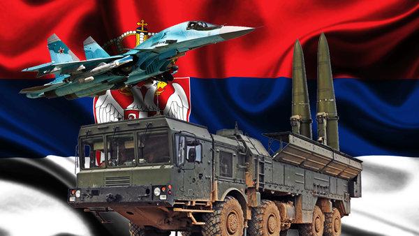 Российская военная база в Прешево защитит сербов и остудит горячие головы западных стран