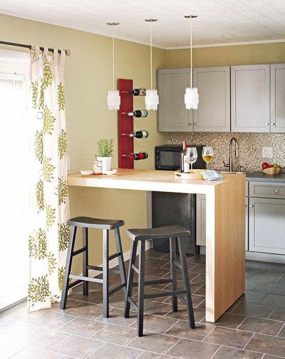 Фото барных стоек для кухни своими руками