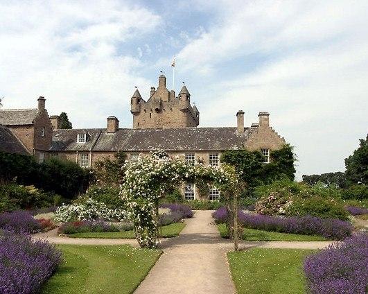 Замок, прославленный самим Шекспиром!