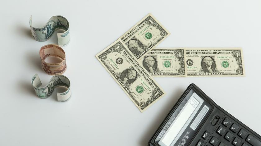 Доллар резко упал в цене