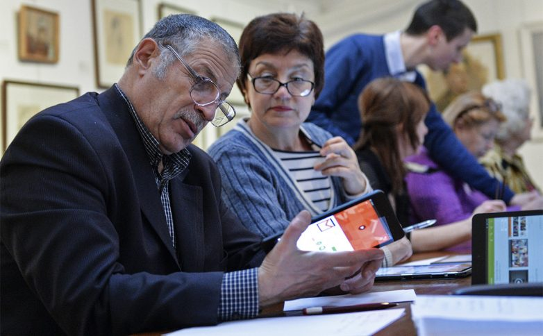 Россиян предпенсионного возраста переобучат за три месяца и 33 тыс. руб.