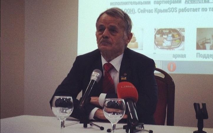 Джемилев, глава крымско-татарского меджлиса — турецкий шпион, в Сети всплыли документы СБУ