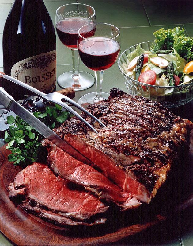 Простые правила готовки с вином