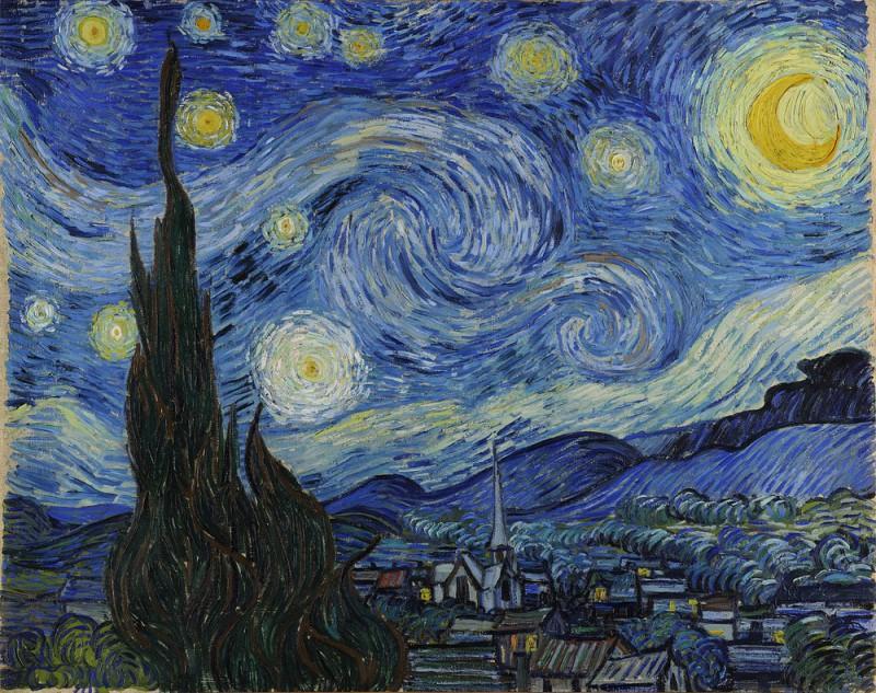 Ван Гог: история одной болезни