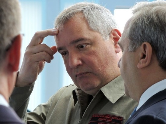 WP припомнила Рогозину идею батута для отправки американцев на МКС