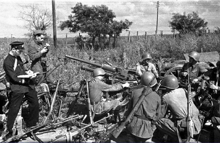 Оборона Одессы: самая успешн…
