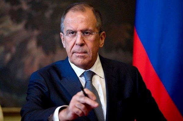 """Лавров: """"Решили всем скопищем Россию затравить? Не выйдет! Получите, распишитесь!"""""""