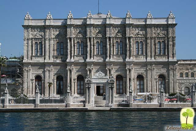 "Дворец турецского султана ""Долмабахче"" в Стамбуле, Турция - 4"