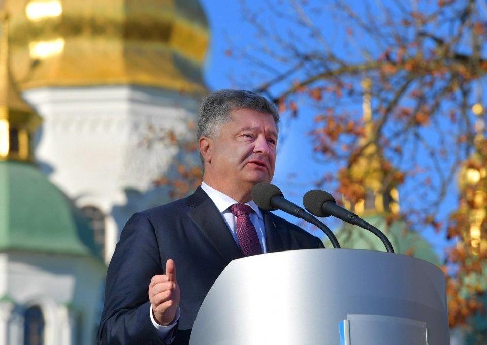 Предвыборную кампанию Порошенко будут вспоминать веками