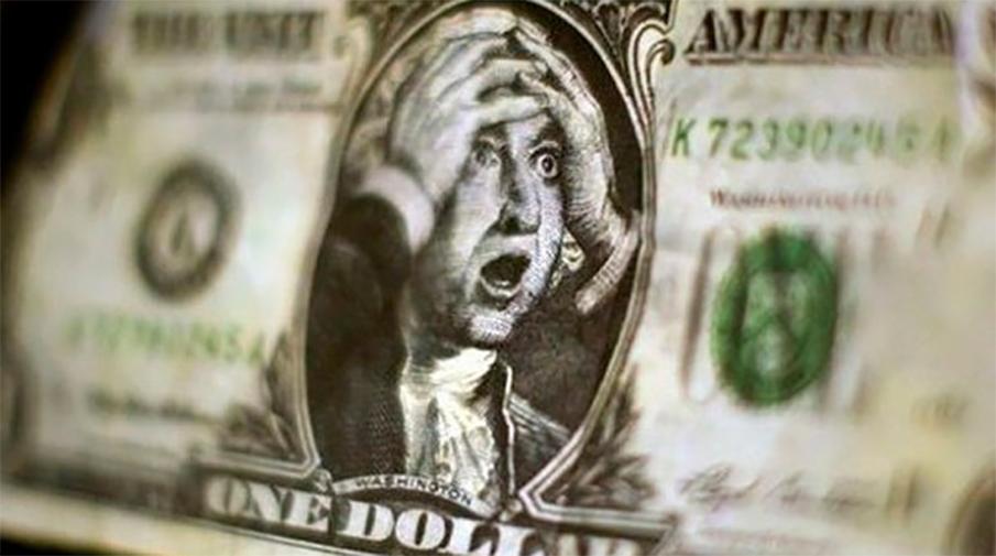 До свидания, доллар: о ситуации с курсами валют.