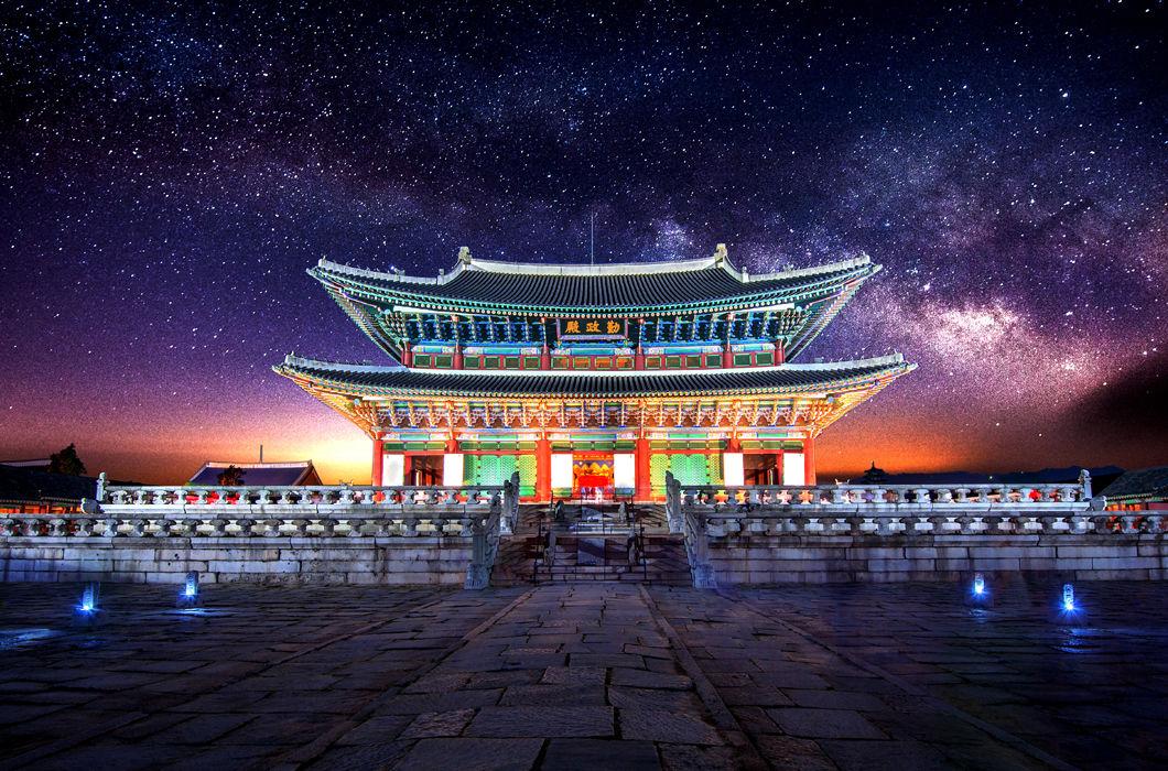 Южная Корея: фотопроект о стране утренней свежести