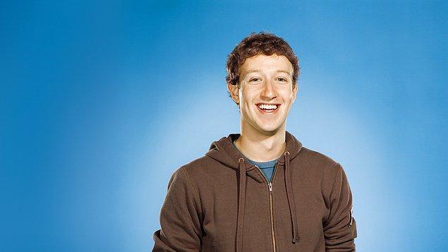 Марк Цукерберг дальтоник, именно поэтому Facebook синего цвета