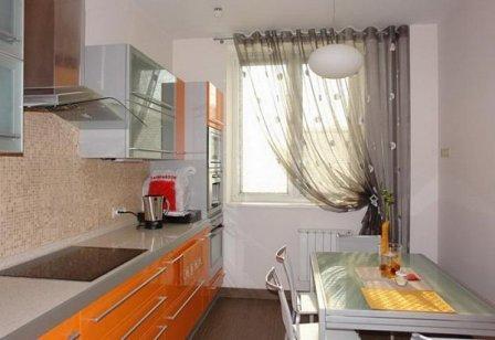 Ткань для штор на кухню
