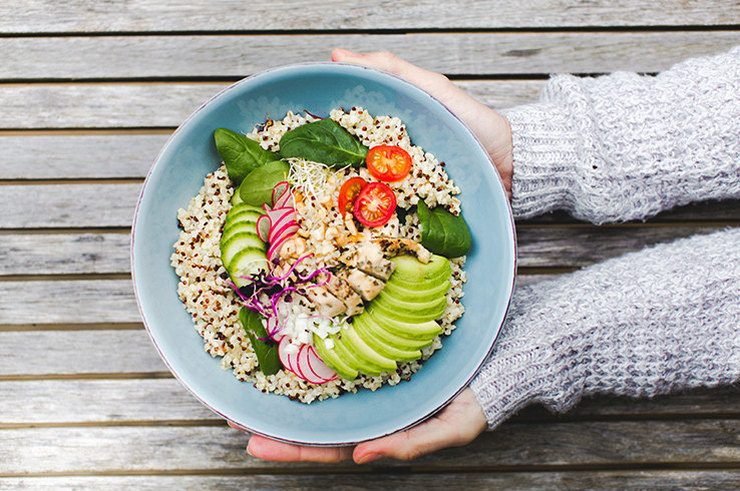 Правила питания, чтобы убрать лишние килограммы