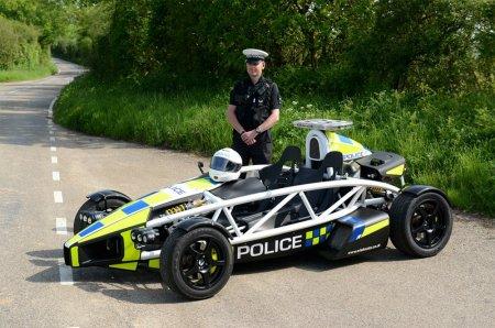 Секретное оружие английской полиции - Фото 2