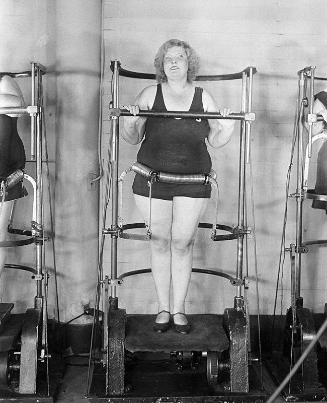 fitness07 Как выглядел фитнес начала ХХ века