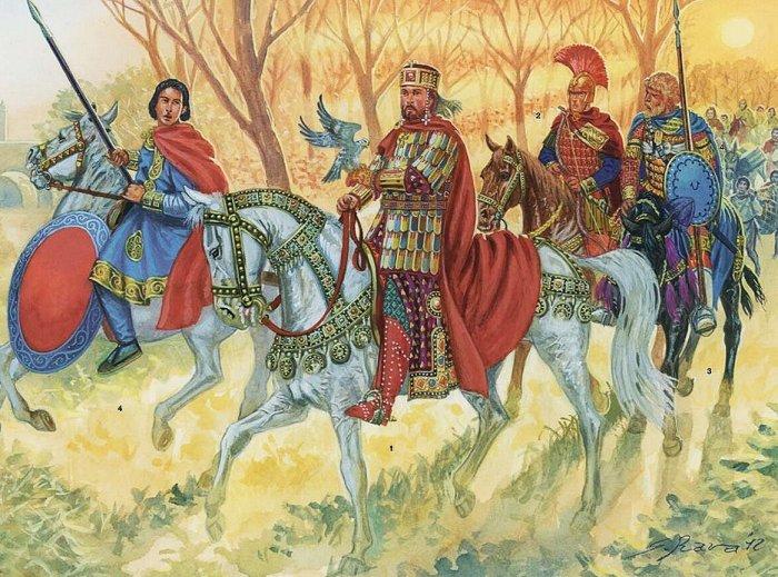 Как армяне правили Византией, влияли на Киев и почему переселялись в славянские земли