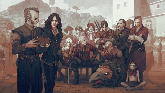 Годовщина третьего «Ведьмака»: открытка от разработчиков