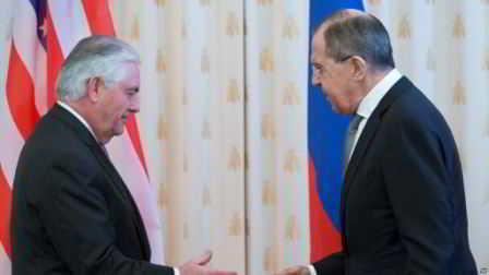 Тиллерсон: нормальных отношений с Россией быть не может, пока Москва не вернет Крым