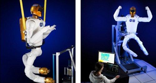 Американский робот Robonaut