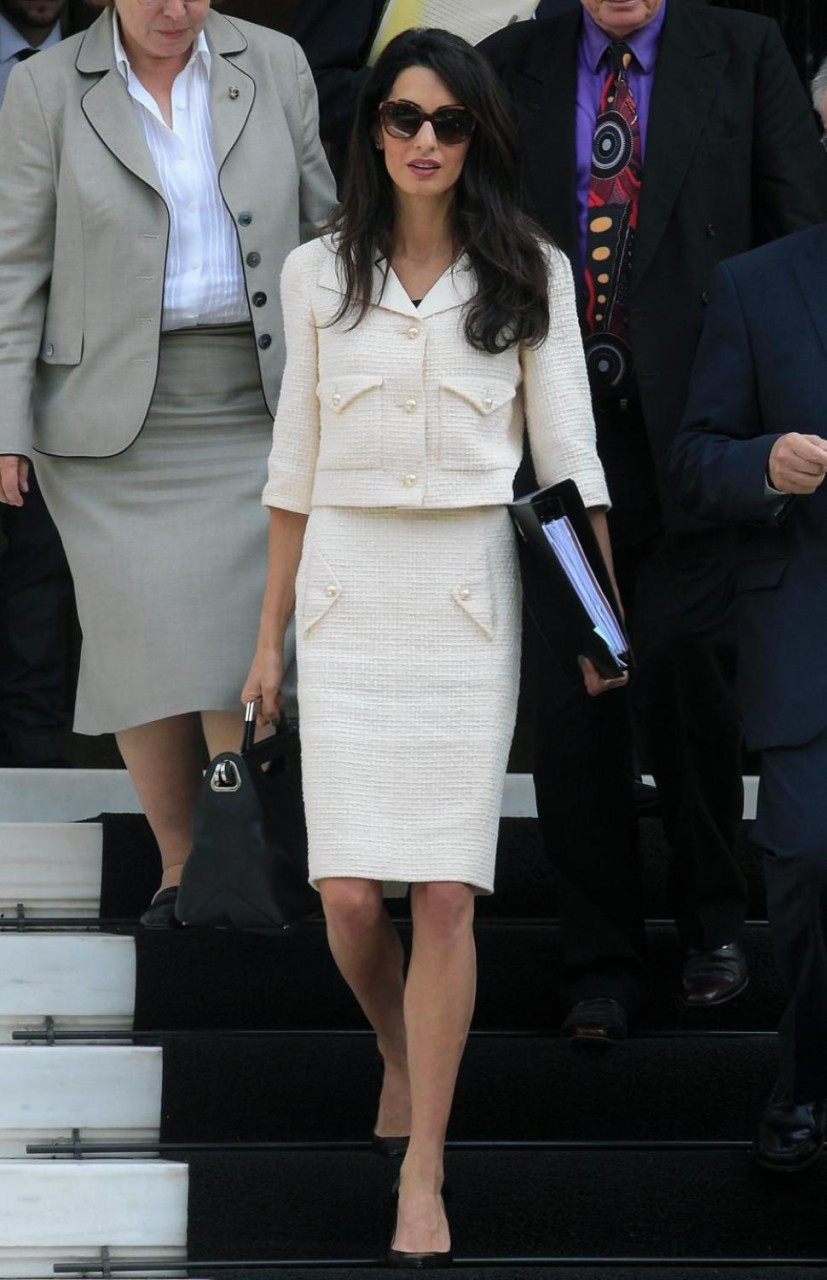 Amal Clooney most powerful woman in London ahead of Victoria Beckham; Kate Middleton not ranked: list