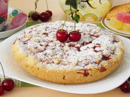 Простой и великолепный пирог…