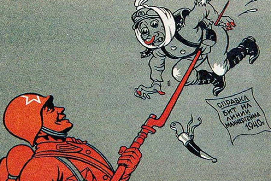 Финляндия в 39-м имела реальные планы по захвату территории СССР