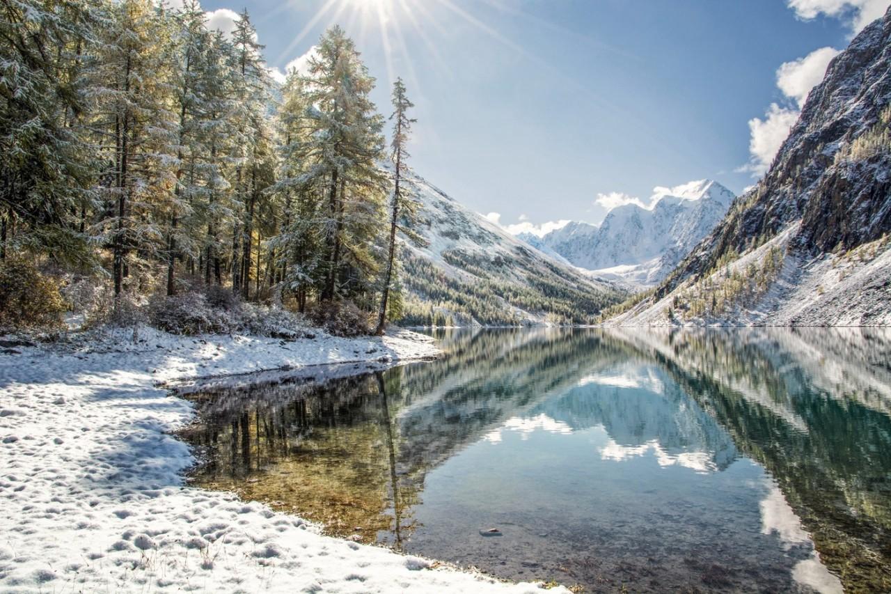 Фотопутешествие на Алтай